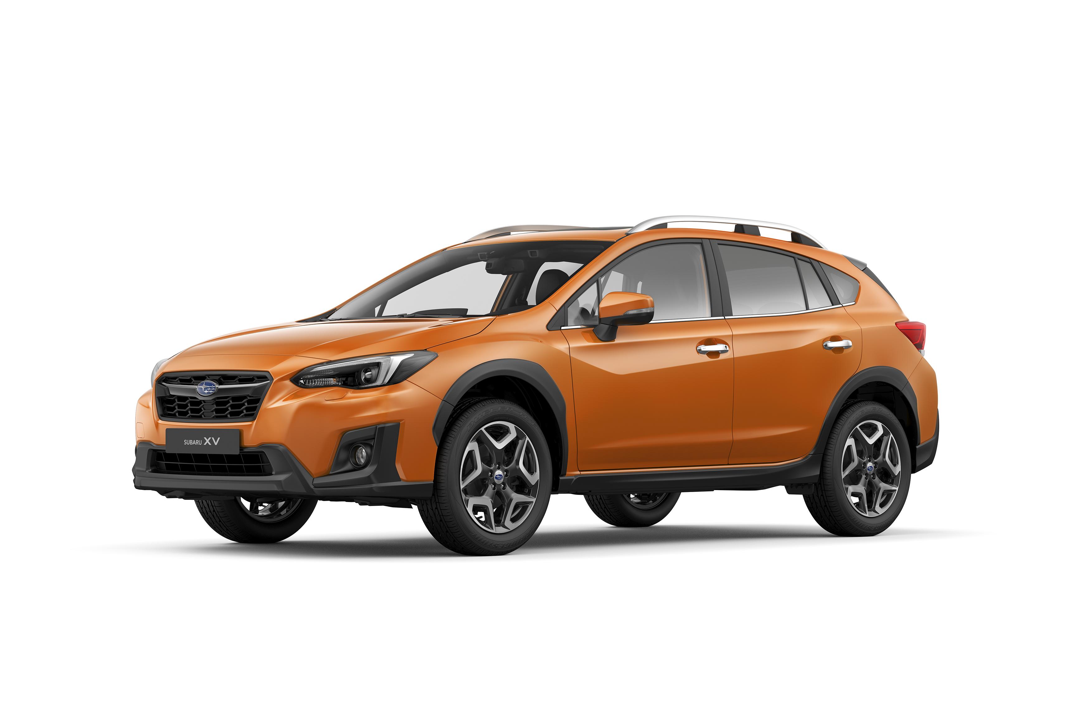 Новый Subaru XV - с 25 октября у официальных дилеров!